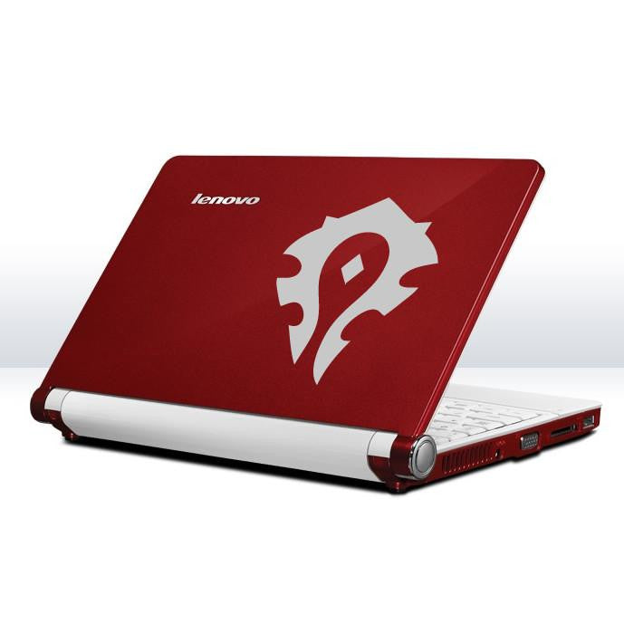 WoW Warcraft Horde Logo Bumper/Phone/Laptop Sticker (AS11014) - Apex Stickers