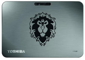 WoW Warcraft Alliance Logo Bumper/Phone/Laptop Sticker - Apex Stickers