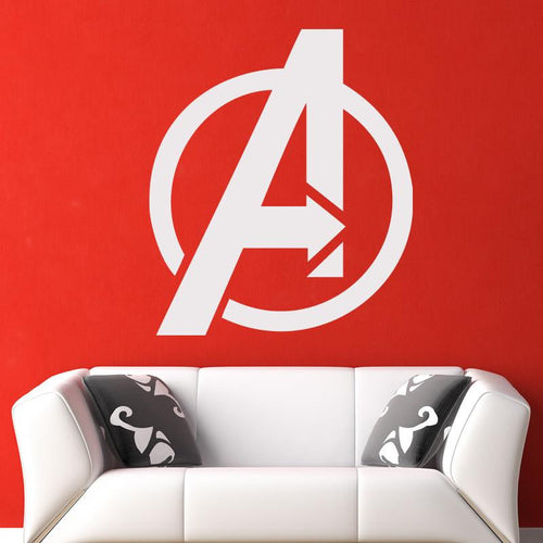 The Avengers Superhero Wall Art Sticker - Apex Stickers