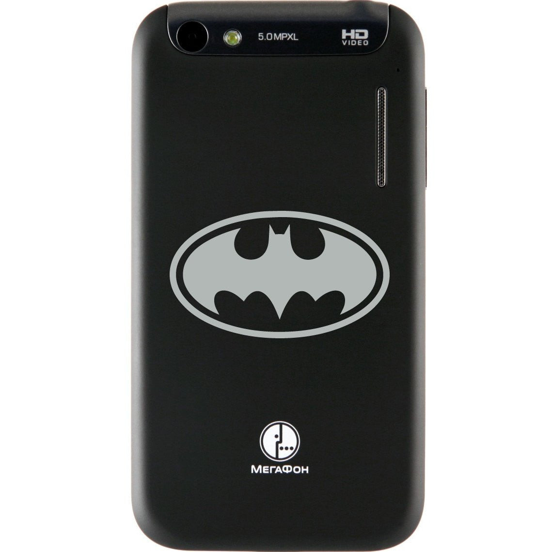 Batman Retro Superhero Logo Bumper/Phone/Laptop Sticker (AS11017) - Apex Stickers