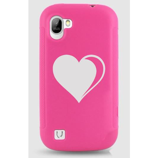 Love Heart Bumper/Phone/Laptop Sticker - Apex Stickers