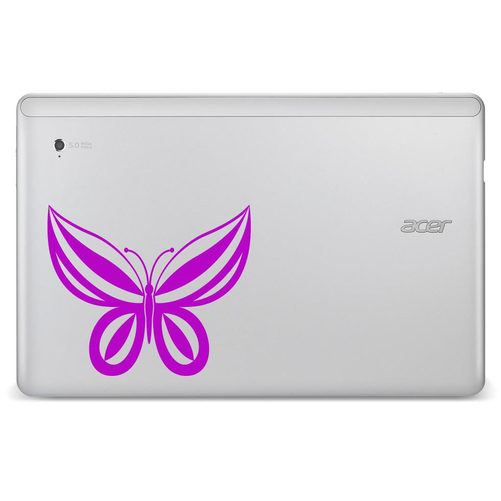 Butterfly Bumper/Phone/Laptop Sticker (AS11027) - Apex Stickers