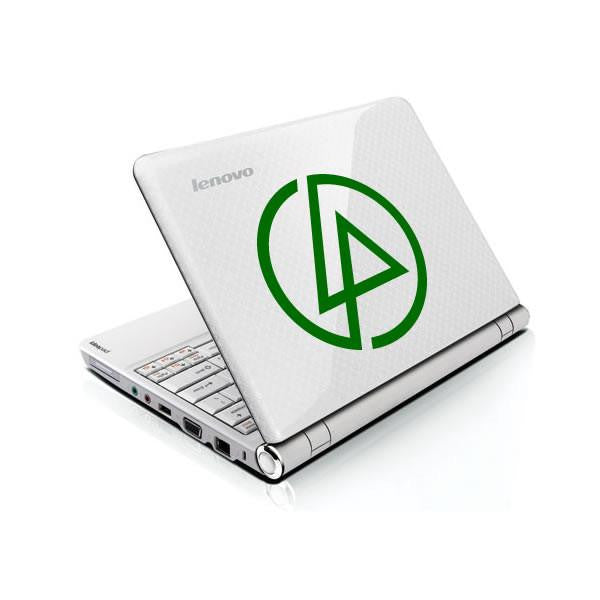 Linkin Park LP Band Logo Bumper/Phone/Laptop Sticker (AS11037) - Apex Stickers