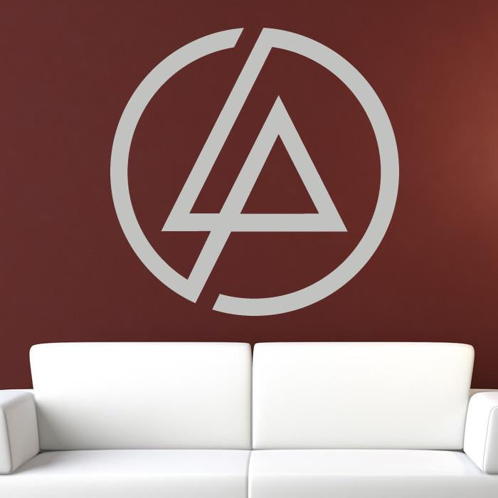 Band Logo Wall Stickers