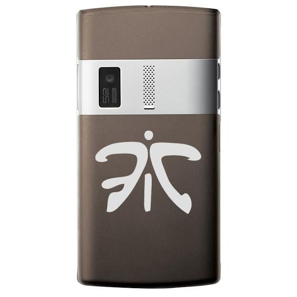 Fnatic eSports Team Logo CSGO Dota 2 LoL Bumper/Phone/Laptop Sticker - Apex Stickers