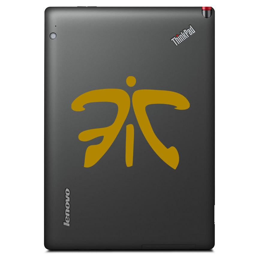 Fnatic eSports Team Logo CSGO Dota 2 LoL Bumper/Phone/Laptop Sticker (AS11041) - Apex Stickers