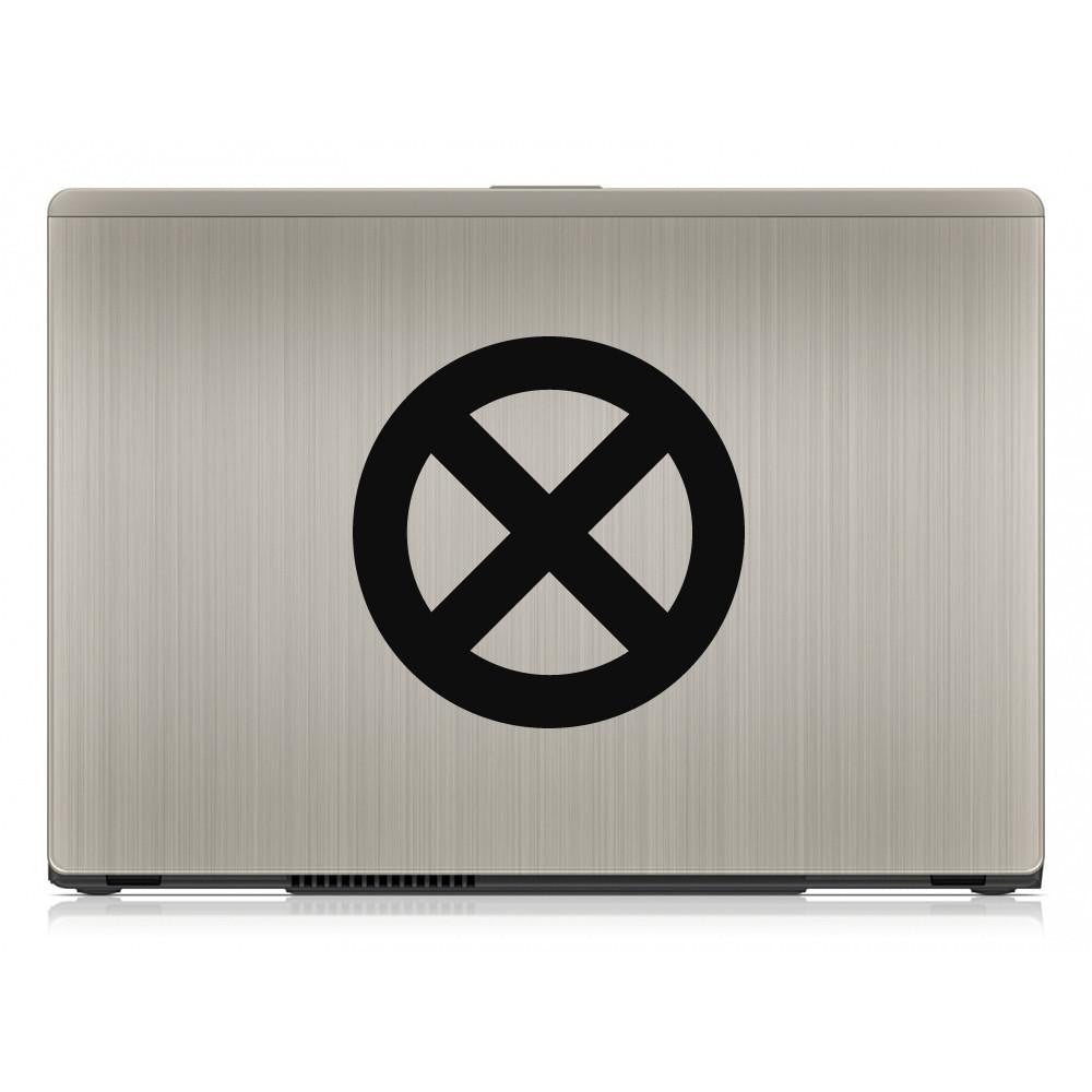 X-Men Professor Xavier Superhero Logo Bumper/Phone/Laptop Sticker (AS11049) - Apex Stickers