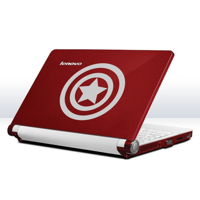 Captain America Avengers Superhero Logo Bumper/Phone/Laptop Sticker (AS11053) - Apex Stickers