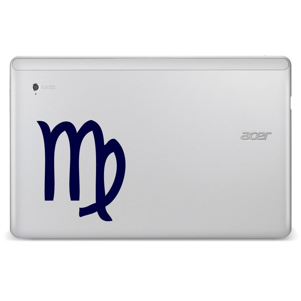 Virgo Zodiac Star Sign Bumper/Phone/Laptop Sticker - Apex Stickers