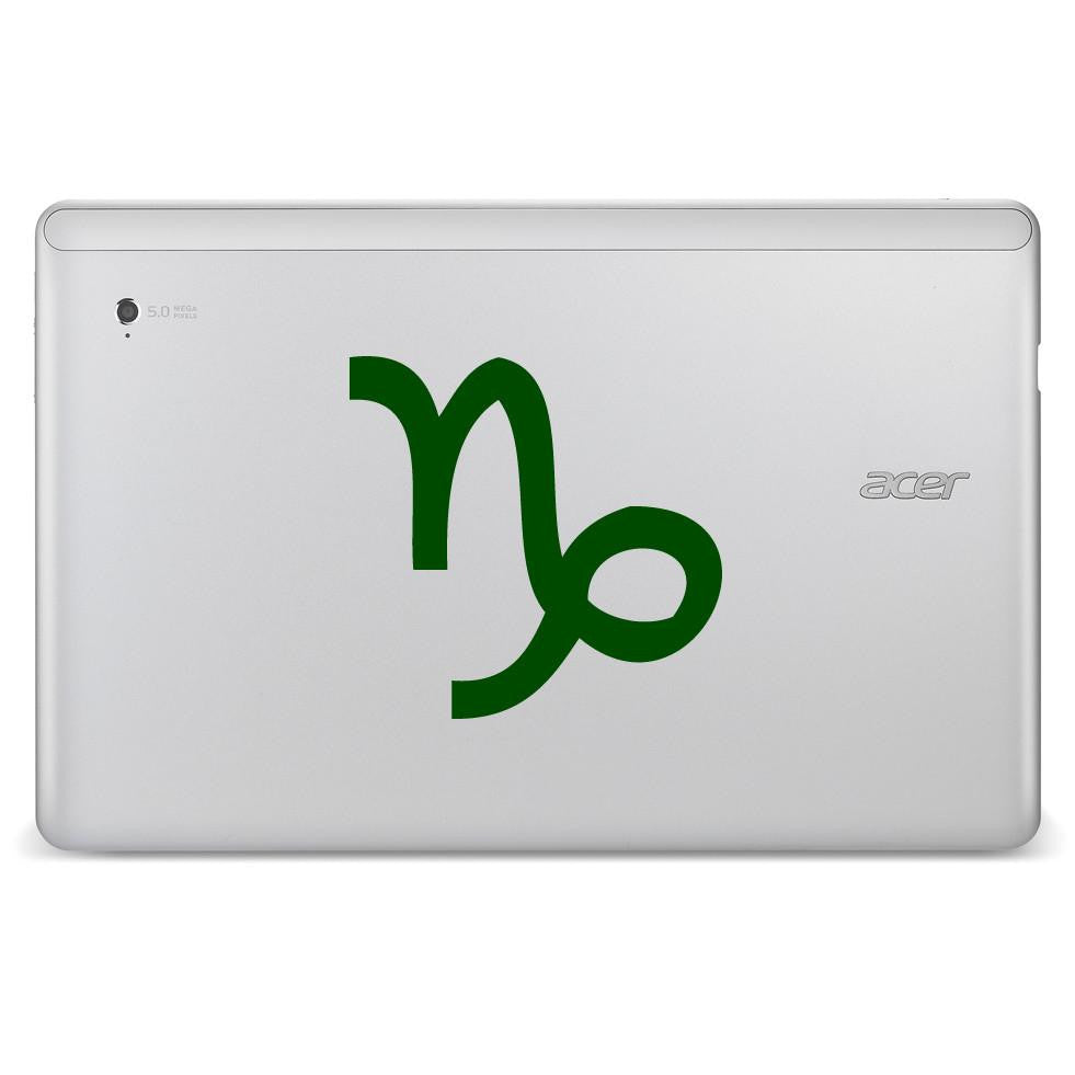 Capricorn Zodiac Star Sign Bumper/Phone/Laptop Sticker - Apex Stickers