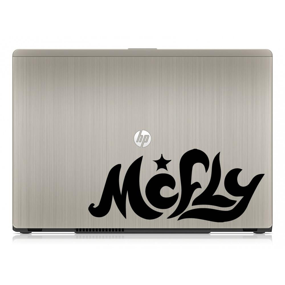 McFly Band Logo Bumper/Phone/Laptop Sticker - Apex Stickers