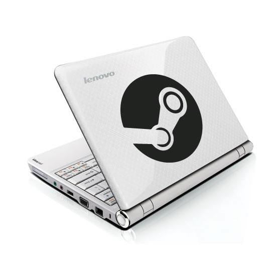 Steam Logo Bumper/Phone/Laptop Sticker - Apex Stickers
