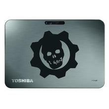 Load image into Gallery viewer, Gears of War Logo Bumper/Phone/Laptop Sticker - Apex Stickers