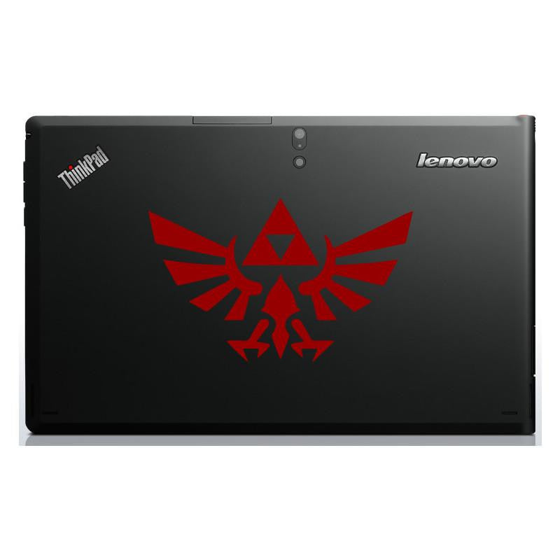 Zelda Triforce Logo Bumper/Phone/Laptop Sticker (AS11083) - Apex Stickers