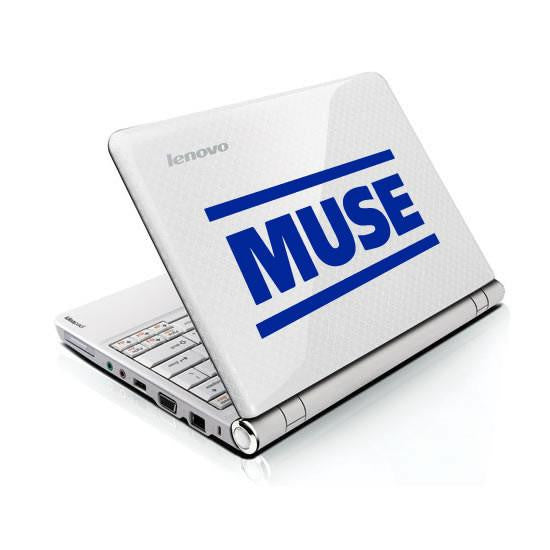 Muse Band Logo Bumper/Phone/Laptop Sticker (AS11088) - Apex Stickers