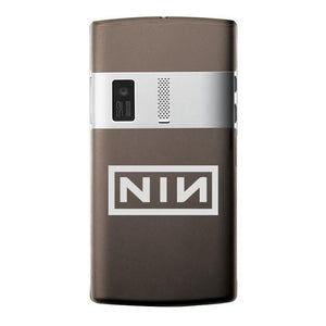 NIN Nine Inch Nails Band Logo Bumper/Phone/Laptop Sticker (AS11089) - Apex Stickers