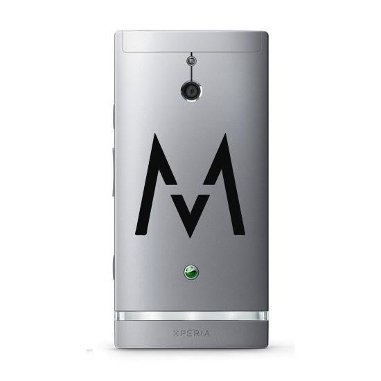 Maroon 5 M Band Logo  Bumper/Phone/Laptop Sticker - Apex Stickers