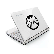 Load image into Gallery viewer, Agents of Shield Superhero Logo Bumper/Phone/Laptop Sticker - Apex Stickers