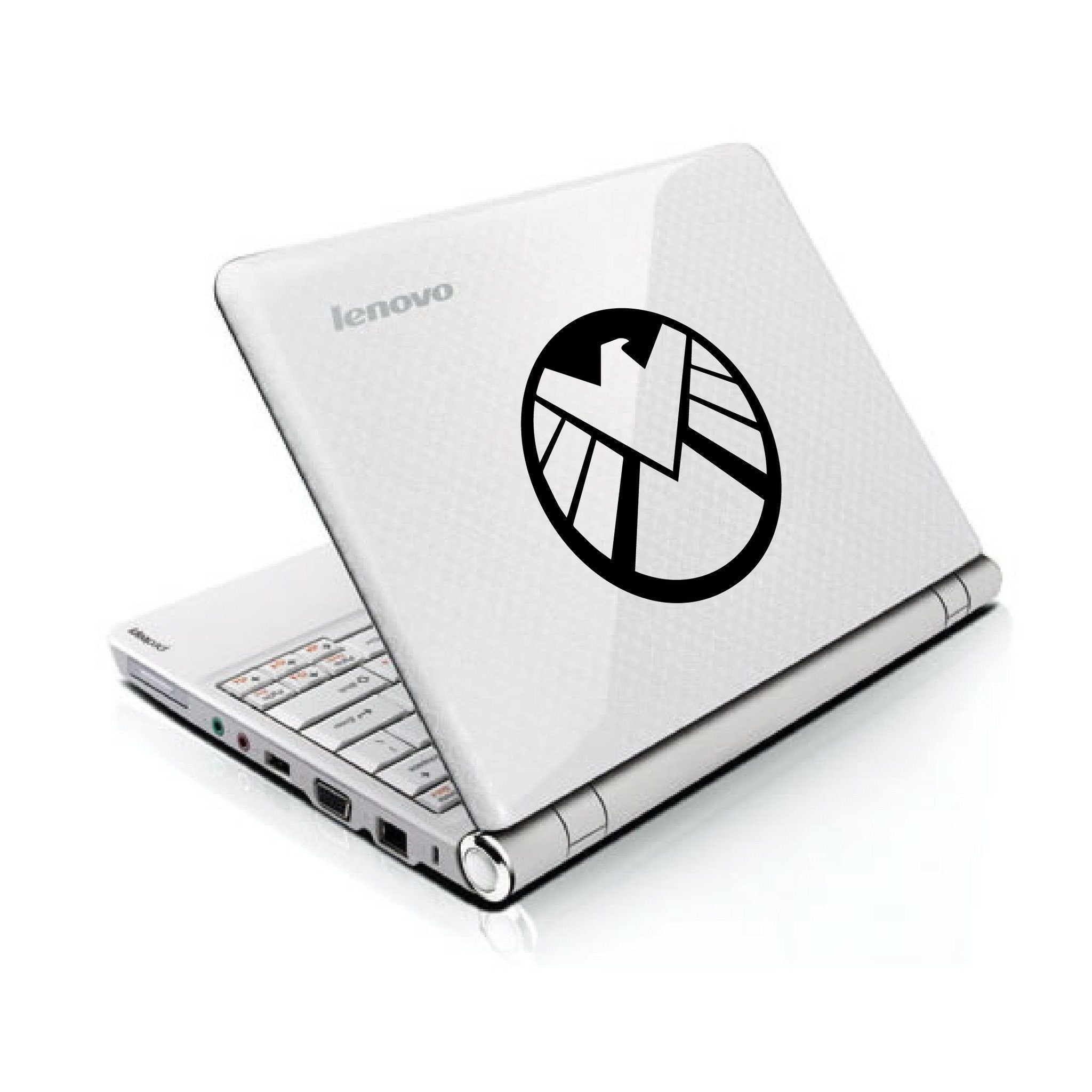 Agents of Shield Superhero Logo Bumper/Phone/Laptop Sticker - Apex Stickers