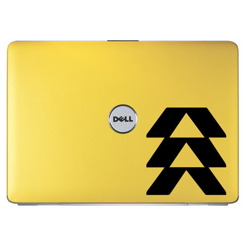 Destiny Hunter Insignia Computer Game Logo Bumper/Phone/Laptop Sticker - Apex Stickers
