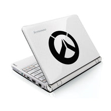 Load image into Gallery viewer, Overwatch Computer Game Logo Bumper/Phone/Laptop Sticker - Apex Stickers