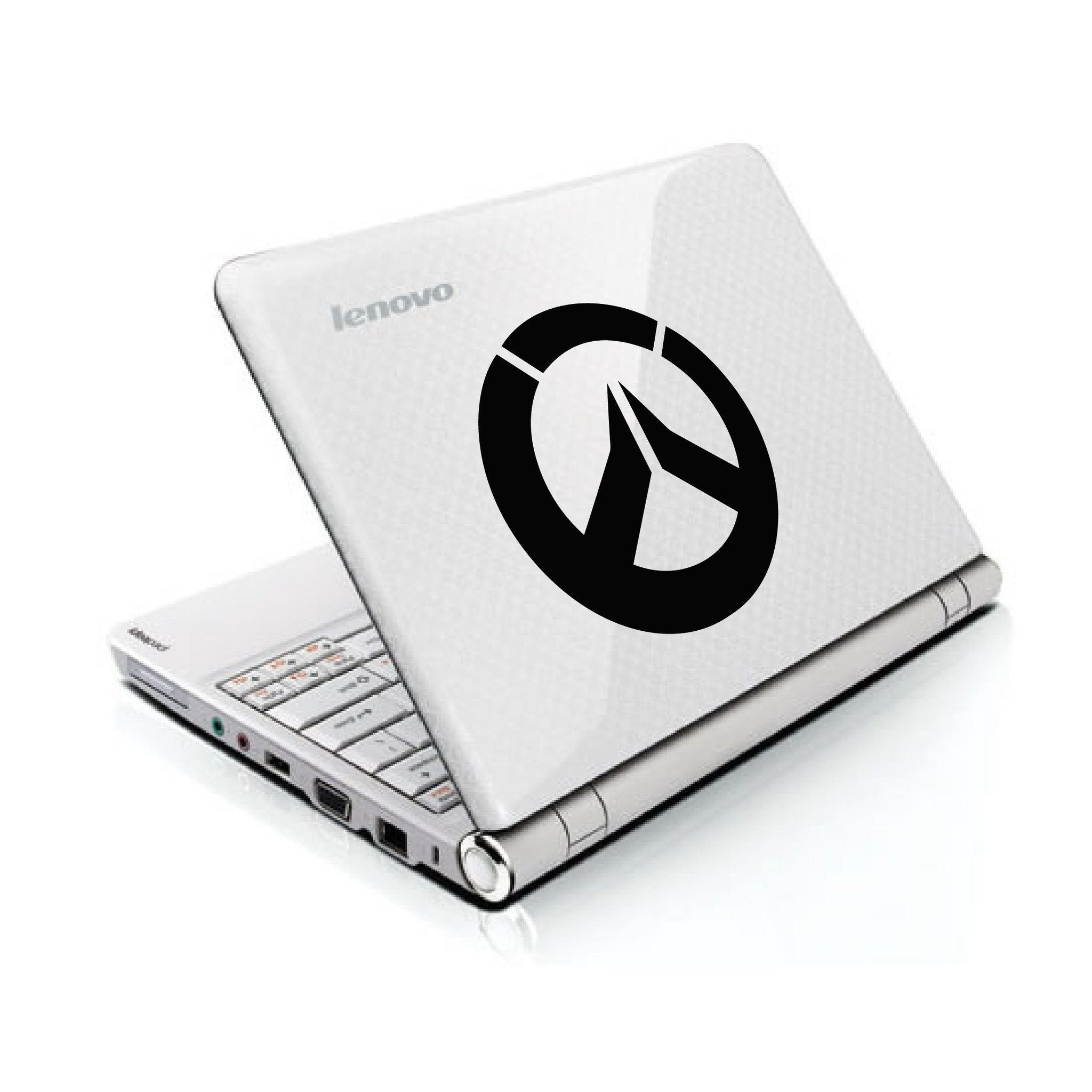 Overwatch Computer Game Logo Bumper/Phone/Laptop Sticker (AS11130) - Apex Stickers
