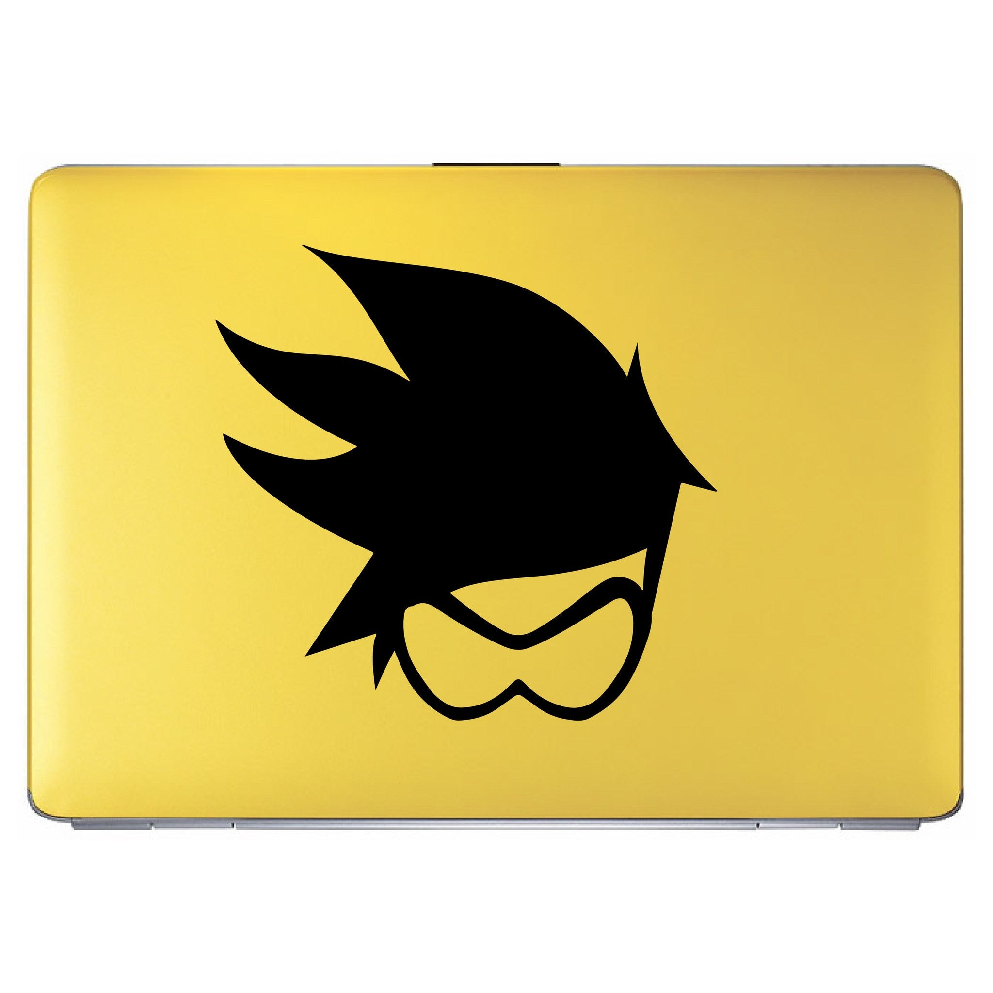 Tracer Head Overwatch Computer Game Bumper/Phone/Laptop Sticker (AS11131) - Apex Stickers