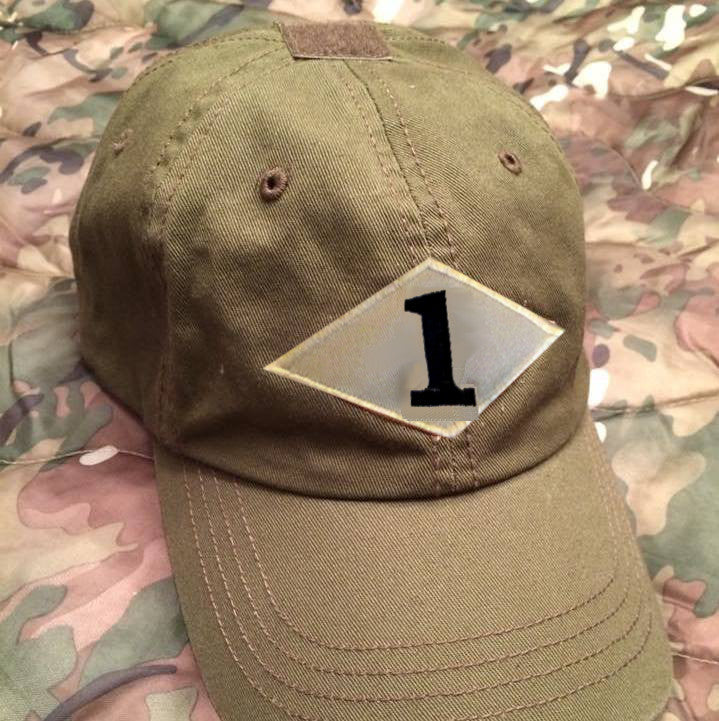 1st Ranger Battalion Diamond Hat