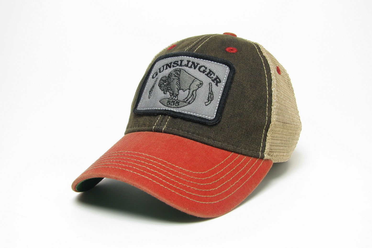 Triple Nickel Legacy Cap