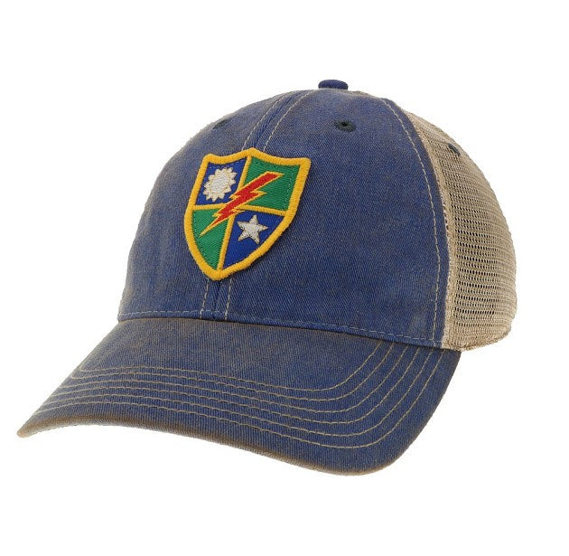 DUI Distressed Trucker Hat