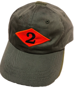2d Ranger Battalion Diamond Hat