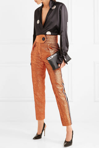 Copper pants