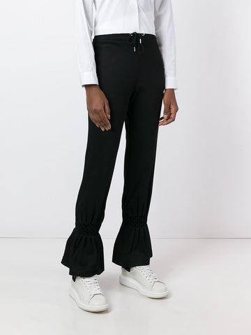 Flared track pants