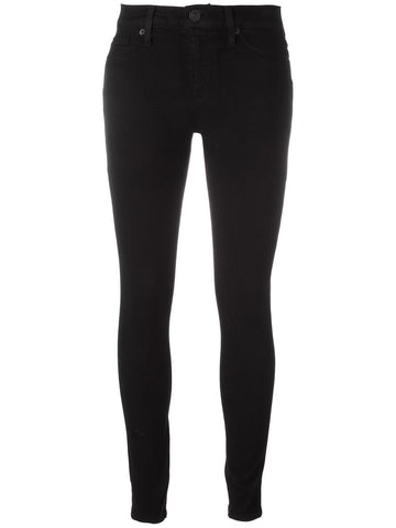 Black skinny jeans with strech from Hudson