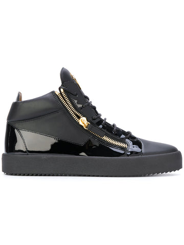 Kriss hi-top sneakers from Giuseppe Zanotti