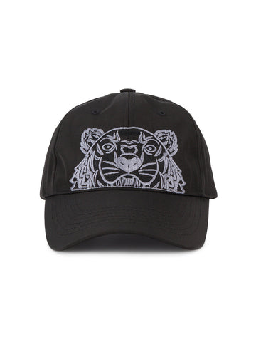 Black canvas cap from Kenzo
