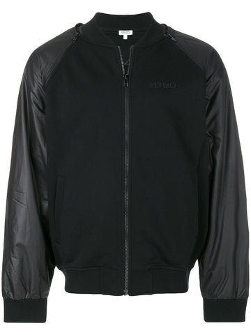 Kenzo jacket with zip off sleeves