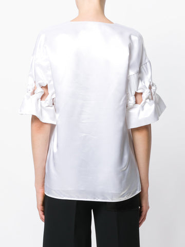 White top from Victoria Beckham