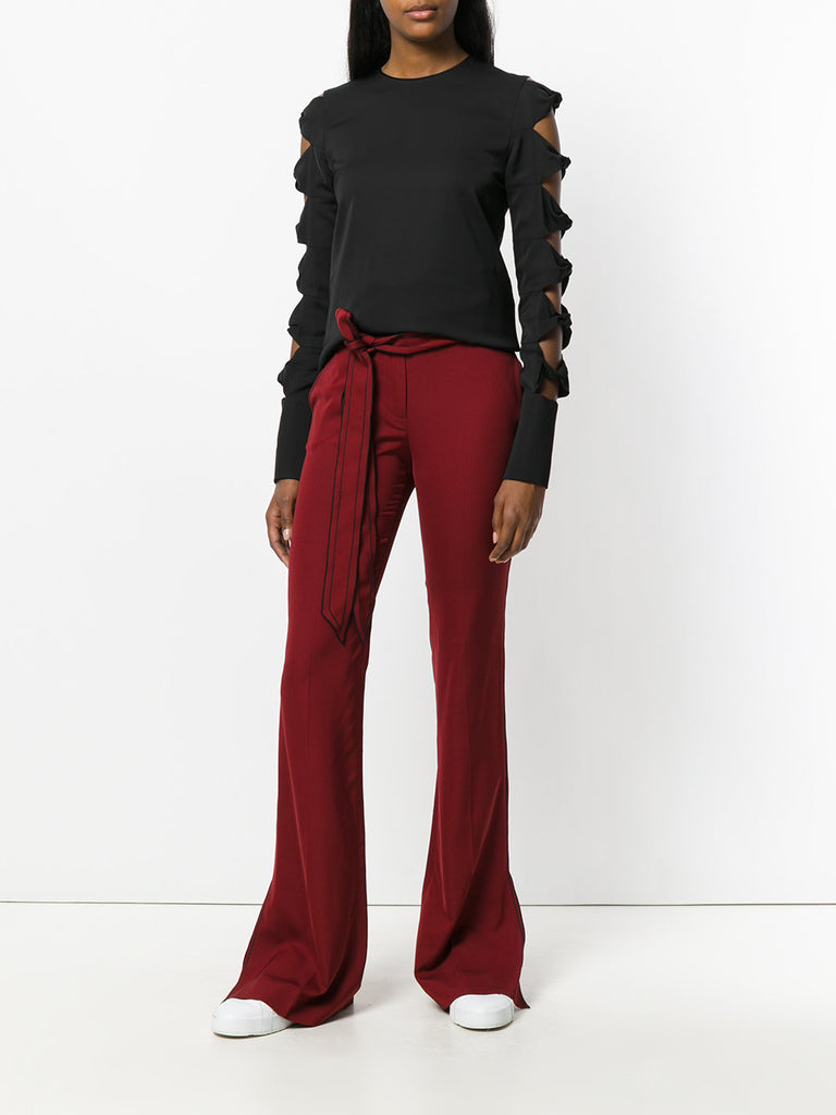 Flared pants from Victoria Beckham
