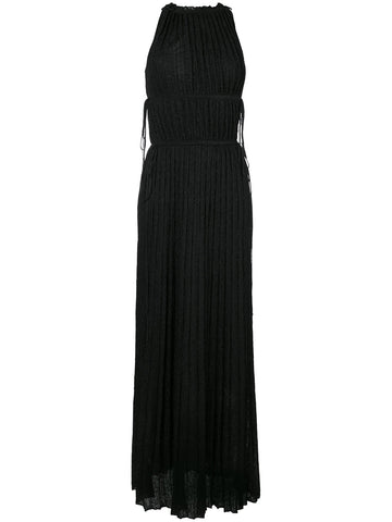 BLACK LONG DRESS FROM M MISSONI