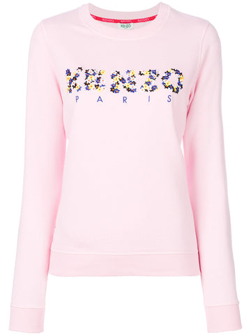 PINK FLOWER SWEAT FROM KENZO