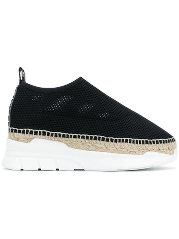 BLACK NETWORK SNEAKER FROM KENZO