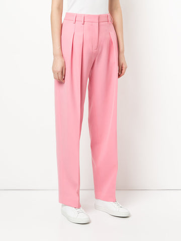 PINK PANTS FROM VICTORIA BECKHAM