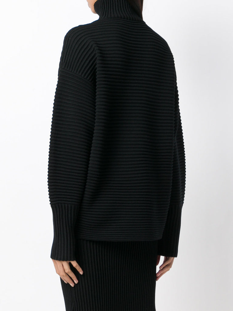 BLACK KNIT FROM VICTORIA BECKHAM