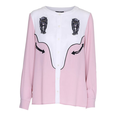 Soft pink Cowgirl Shirt