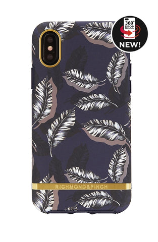 IPHONE COVER X  WITH FEATHER FROM Richmond & Finch