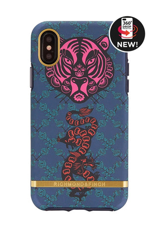 IPHONE COVER WITH TIGER FOR X
