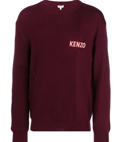 BORDEUX KNIT FROM KENZO