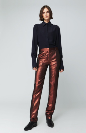 COPPER PANTS FROM VICTORIA BECKHAM