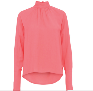 felina blouse in pink from birgitte herskind
